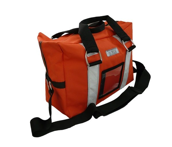 URLT/000017 General purpose heavy duty tool bag / holdall, commonly used by weld inspectors and engineers