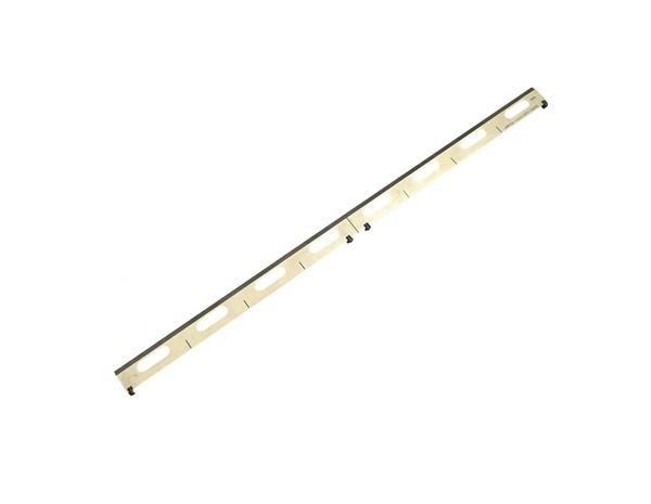 0039/025024 4 Nibbed 1 metre straight edge
