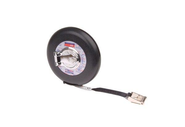 Tape - fibreglass 10m/33ft, 15m/50ft, 20m/66ft, 30m/100ft, 50m/166ft