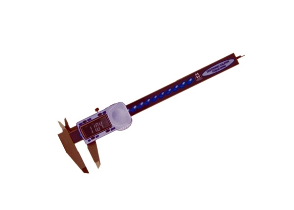 0111/109178 Caliper - carbon-fibre, digital type 150mm, budget range