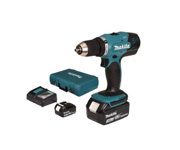 0111/102584 Makita 18 volt cordless drill/driver