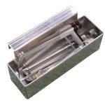 URLT/016576 Aluminium tool tray