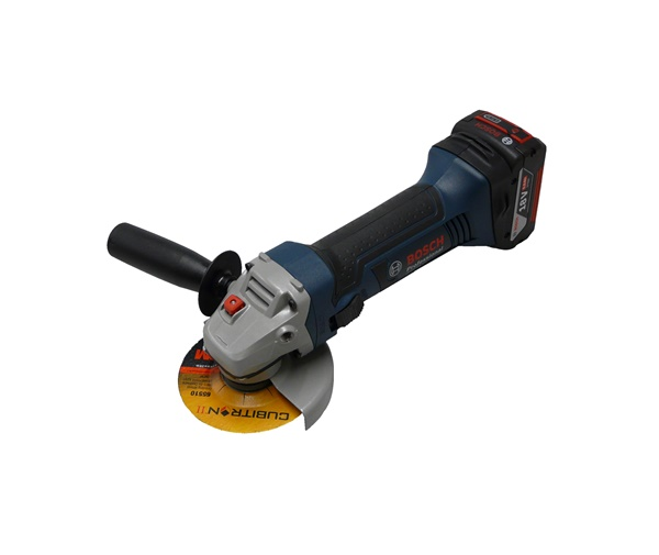 URLT/025471 Bosch 18 volt cordless angle grinder